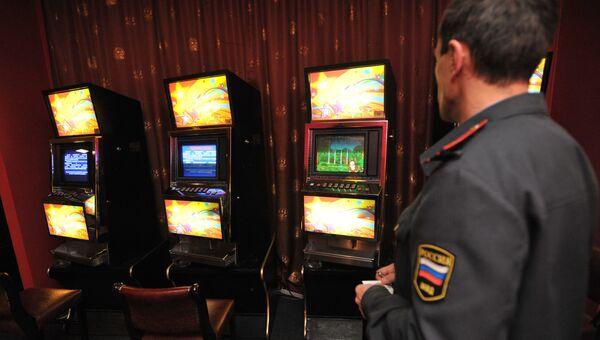 игровые автоматы владивосток