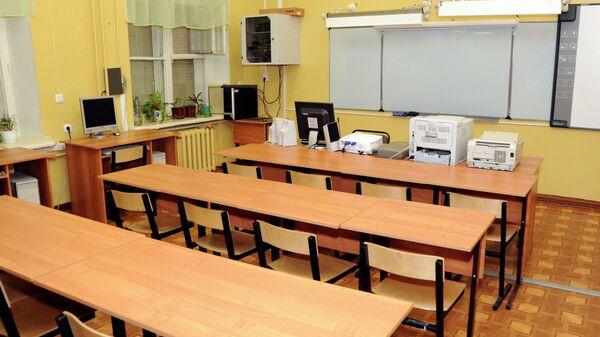 Школа закрыта на карантин