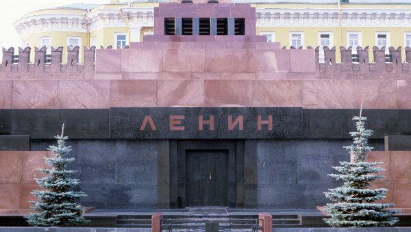 Мавзолей В. И. Ленина, архивное фото