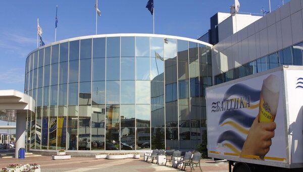 Здание ОАО Пивоваренная компания Балтика. Архивное фото