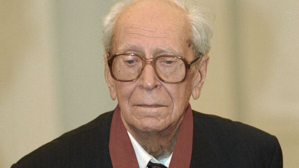 Академик Дмитрий Лихачев