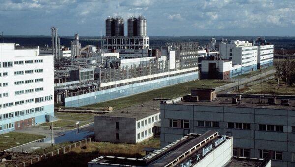 Томский нефтехимический комбинат, архивное фото