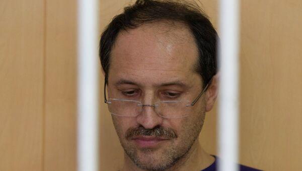 Глава фирмы СТЕК Игорь Иткин в суде, архивное фото