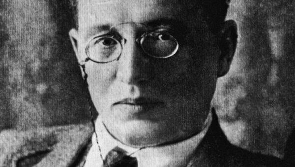 Революционер Моисей Соломонович Урицкий