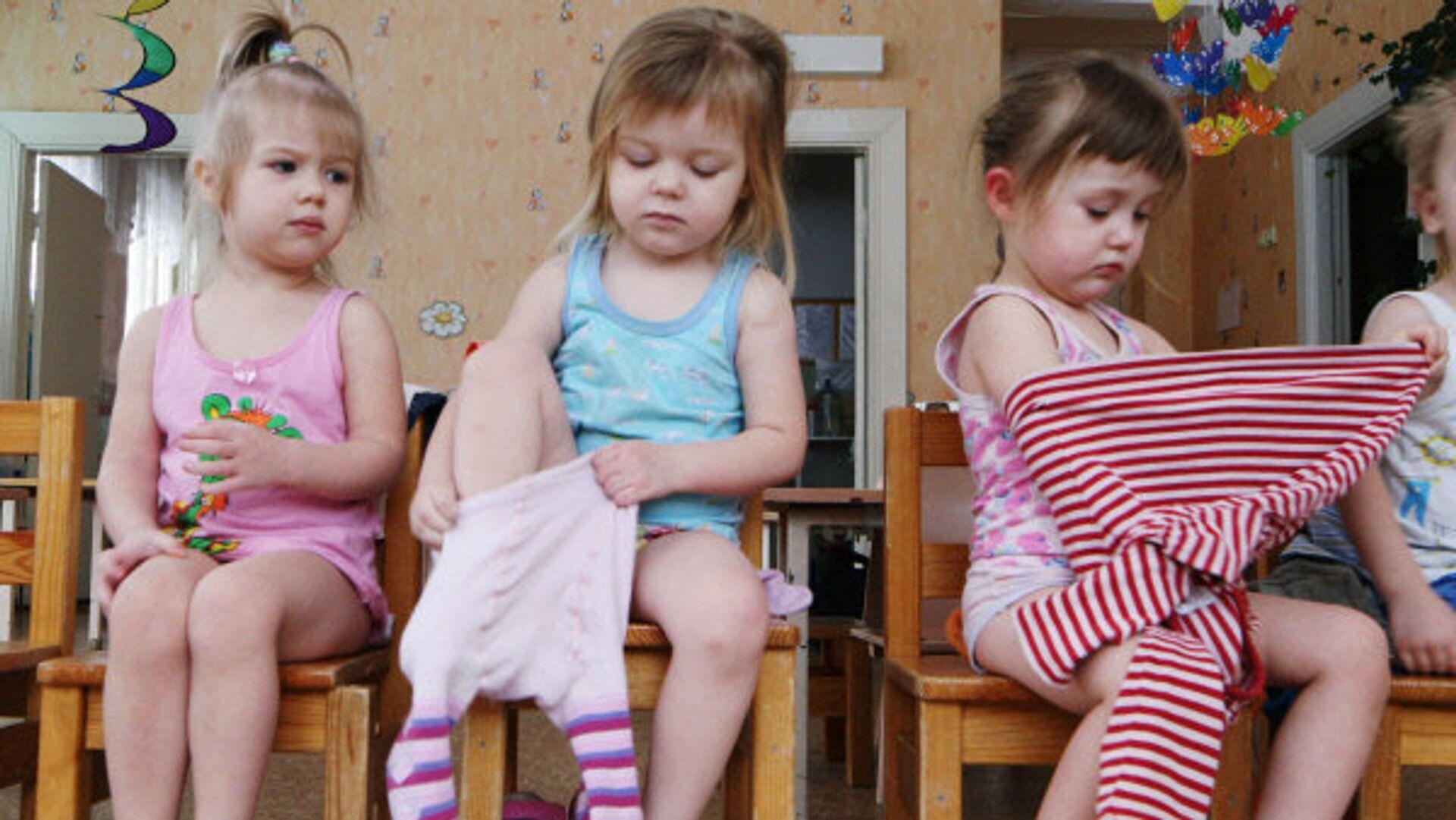 Центр развития ребенка - детский сад №130 города Калининграда - РИА Новости, 1920, 18.02.2021
