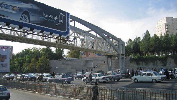 Пятеро сотрудников британского посольства освобождены в Тегеране