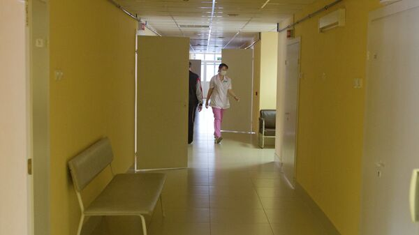 Клиническая больница. Архивное фото