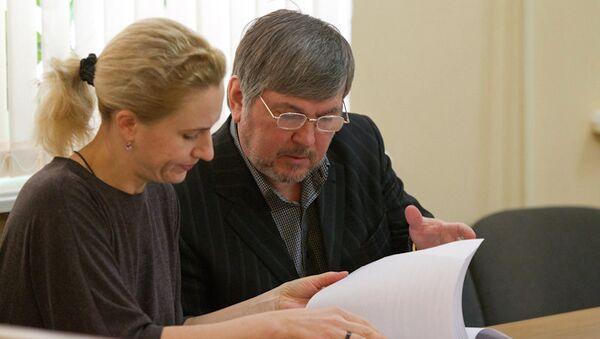 Владимир Замощин в Советском районном суде Томска