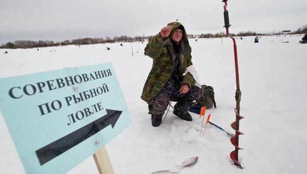 Фестиваль Народная рыбалка прошел под Томском