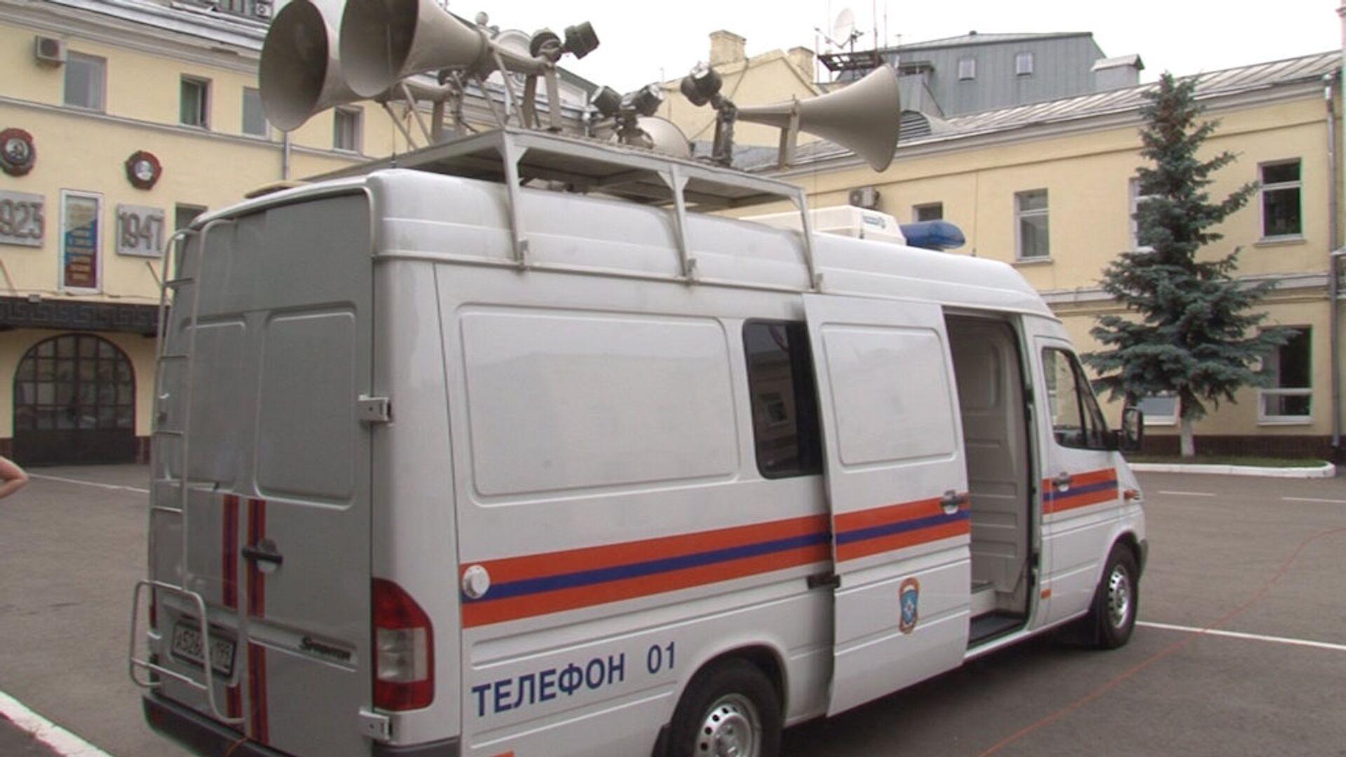 Власти объяснили решение о режиме повышенной готовности под Петербургом
