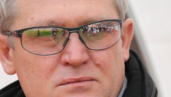 Юрий Красножан, архивное фото