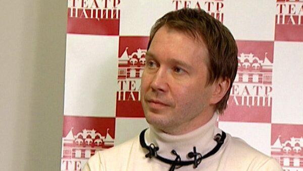 Евгений Миронов рассказал, как стал актером и разбогател