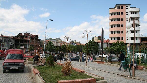 Косовская Митровица. Архивное фото