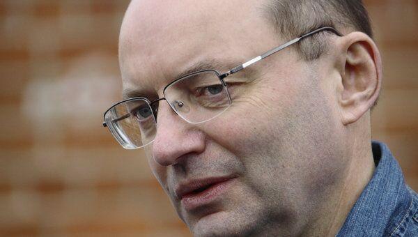 Губернатор Свердловской области Александр Мишарин. Архив