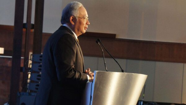 Премьер-министр Малайзии Наджиб Разак. Архивное фото