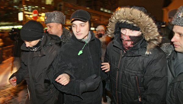 Акция против фальсификации итогов выборов в Новосибирске