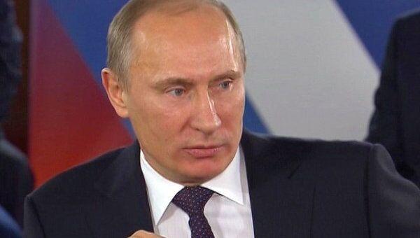 Путин назвал результат ЕР на выборах хорошим, несмотря на потери