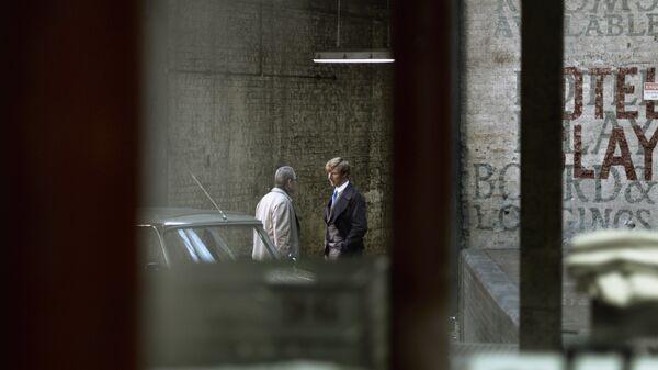 Кадр из фильма Шпион, выйди вон!