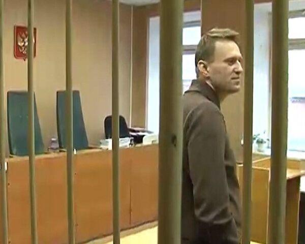 Тверской суд Москвы оставил жалобы Навального и Яшина без удовлетворения