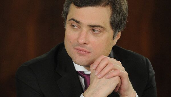 Владислав Сурков. Архив