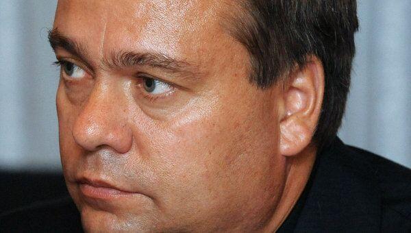 Премьер-министр республики Южная Осетия Вадим Бровцев