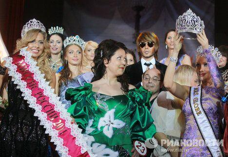 Финал конкурса красоты Миссис Россия 2011