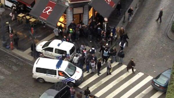 Десятки людей пострадали в результате взрыва гранат в бельгийском Льеже