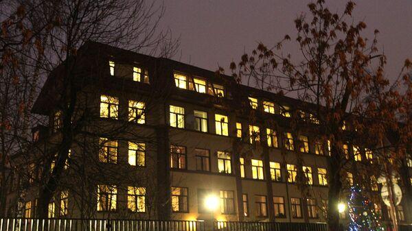 Здание ИД Коммерсантъ в Москве