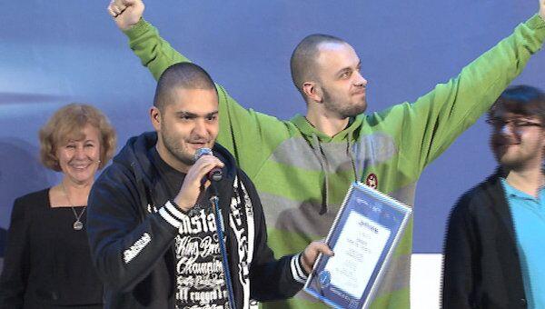 Проект RapInfo признали открытием года на премии Время инноваций-2011