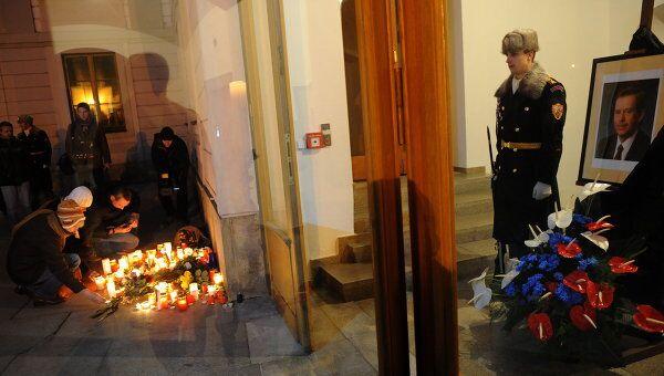 Скончался экс-президент Чехии Вацлав Гавел