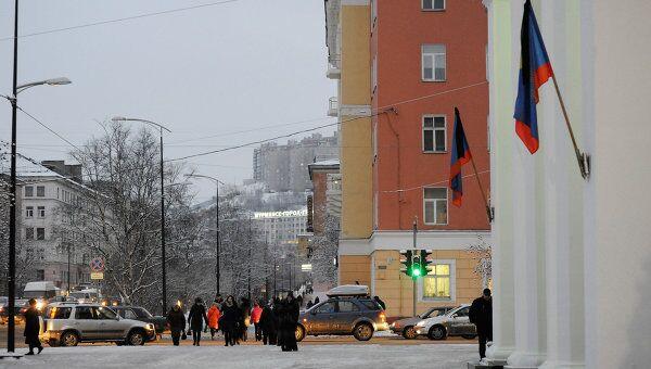 День траура объявлен в Мурманской области во вторник
