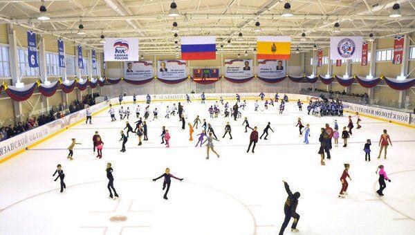 Дворца спорта Олимпийский. Архив