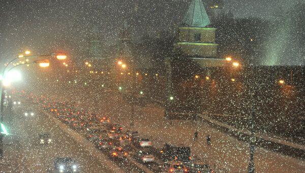 Погода в Москве. Архив