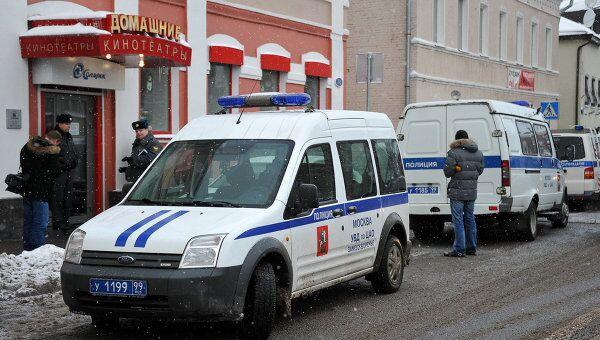 Инкассаторы ограблены в центре Москвы