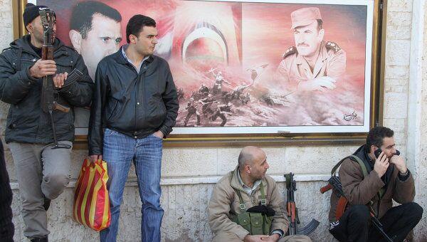 Последствия терактов в Дамаске
