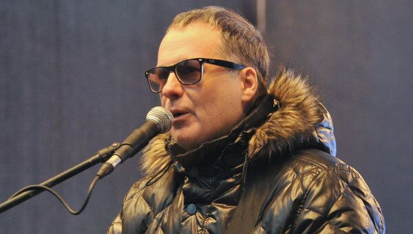 Лидер группы Центр Василий Шумов