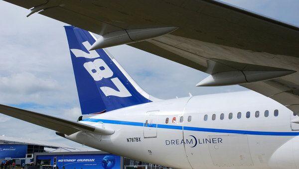 Boeing 787. Архив