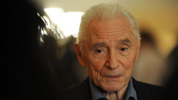 Юрий Григорович. Архивное фото