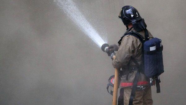 Причины пожара в наркодиспансере в Казахстане расследует спецкомиссия