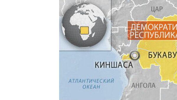 Пилот из России погиб при крушении самолета на востоке ДРК