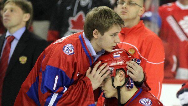 Сергей Костенко и Захар Арзамасцев (слева направо)