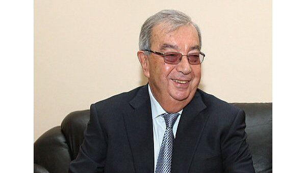 Глава Торгово-промышленной палаты Евгений Примаков