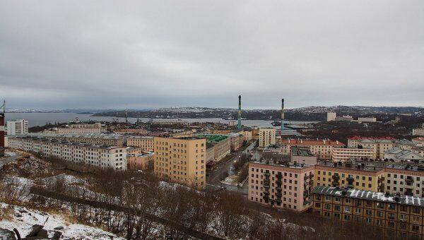 Североморск закрытый город