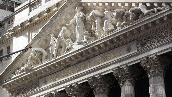 Фондовые рынки США закрылись значительным ростом на 2,37-3,45%