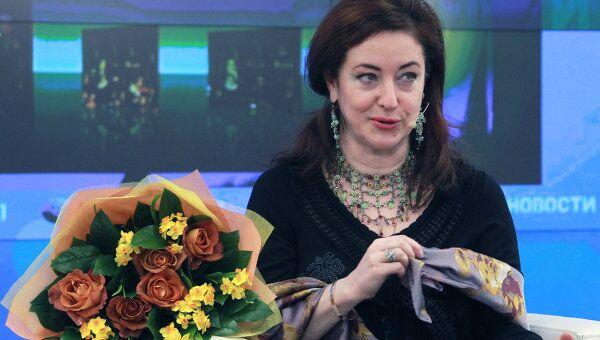 П/к певицы Тамары Гвердцители