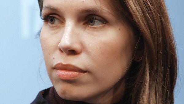 Дарья Жукова, архивное фото