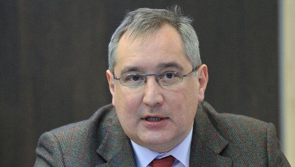 Визит вице-премьера РФ Дмитрия Рогозина в Ульяновск