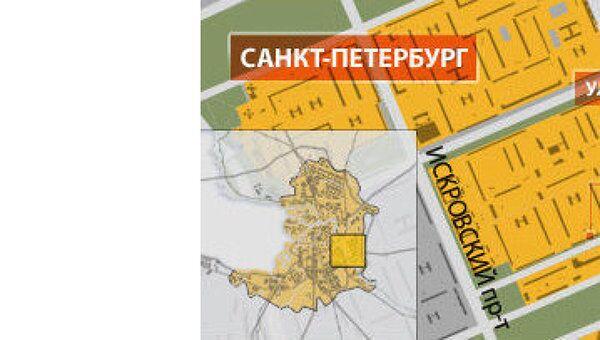 46-й опорный пункт полиции в Санкт-Петербурге