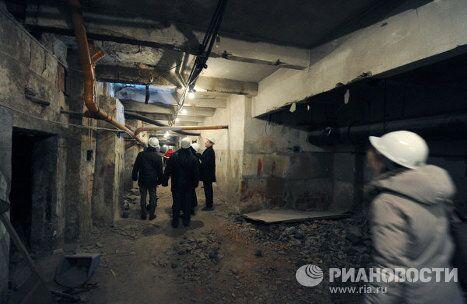 Реконструкция магазина Детский мир в Москве