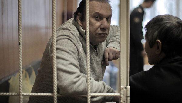 Рассмотрение ходатайства о продлении ареста Виктору Батурину